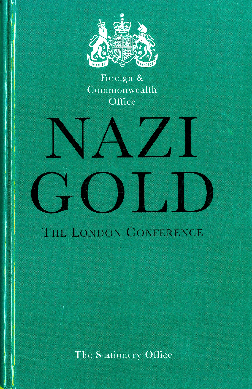 nazi-gold-london-conference-1997