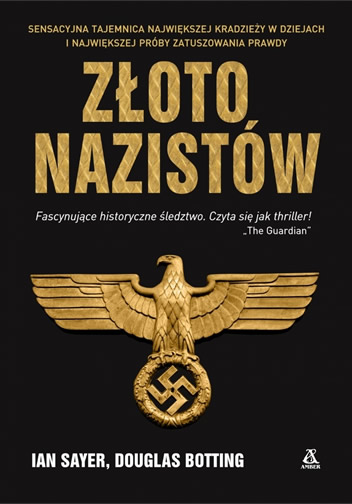 Poland - Złoto nazistów – Polish edition of Nazi Gold - Paperback