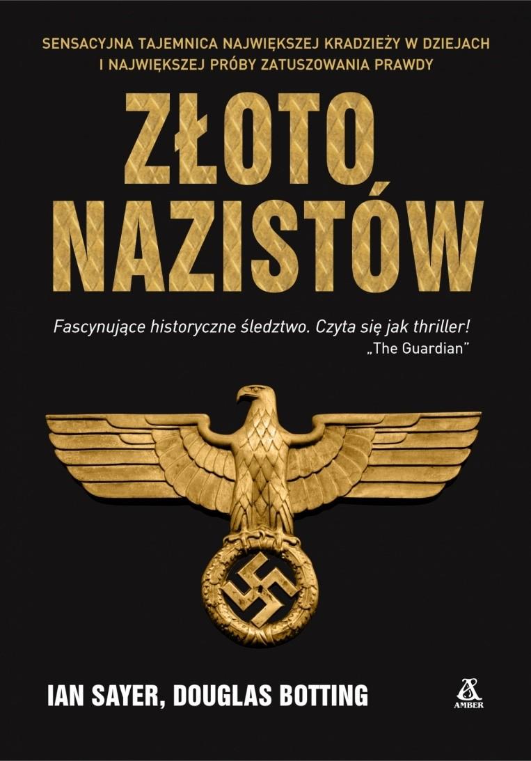 Poland - Złoto nazistów – Polish edition of Nazi Gold - Paperback